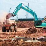 Πως χτίζεται ένα σπίτι – Εκσκαφές